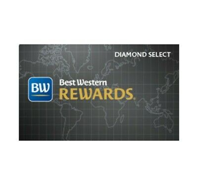 Best Western - Diamond Select Status Upgrade (Fast Delivery & 100% Guaranteed)