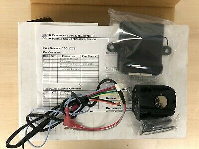 Rostra 250-1775 Complete Cruise Kit