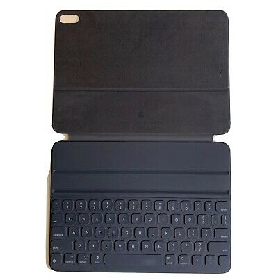 OEM Apple Smart Keyboard Folio iPad Pro 11 inch MU8G2LL/A Black Cover Authentic