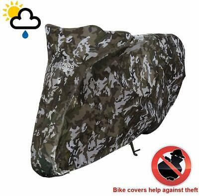 Benell Tornado RS Oxford torcycle Cover Waterproof torbke Camouflage Camo