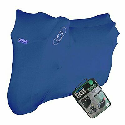 Yamaha TDM900 Oxford Protex Stretch torcycle Breathable Dust Cover Bke Blue