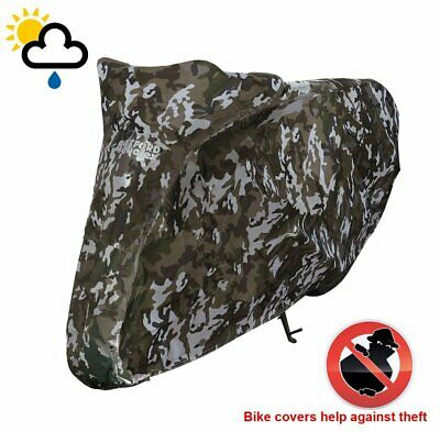 R850R Oxford torcycle Cover Waterproof torbke Camouflage Camo