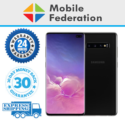 Samsung Galaxy S10 Plus S10+ G975F 128GB 512GB Unlocked [Au Stock]