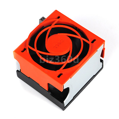 2PCS Cooling FAN For Dell Poweredge R710 R900 90XRN 090XRN GY093 0GY093 RK385