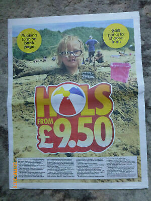 The Sun Holidays Booking Codes £9.50 2020 ALL 7 Token Code Words - BOOK ONLINE
