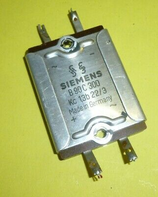 2x BYT79-500 Diode Gleichrichter THT 500V 14A Verpackung Tube TO220AC