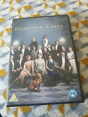 Downtown abbey the movie DVD