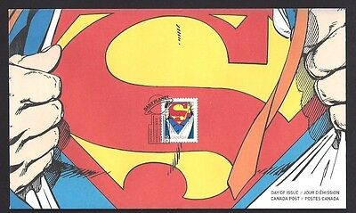 Canada   # 2678     SUPERMAN      Brand  New 2013 Unaddressed Cover Issue