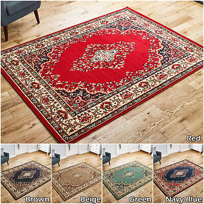 Elegant Classic Traditional New Area Small Extra Large Cheap Keshan Rugs Runners
