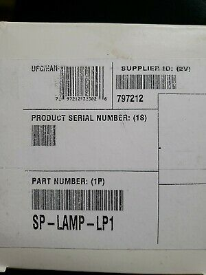 New InFocus SP-LAMP-LP1 Lamp in OEM box