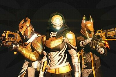 Destiny 2: Trials of Osiris Carries!  Flawless Guaranteed!  Same Day! PS4