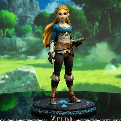 "The Legend of Zelda: Breath of the Wild - Princess Zelda 9"" PVC Statue"