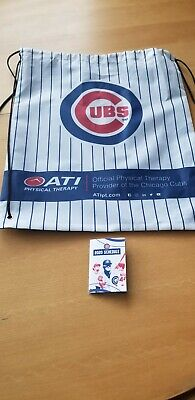 Chicago Cubs 2020 Convention Bag & 2020 Schedule!! NEW!!