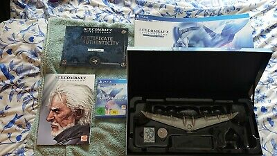 ACE COMBAT 7: SKIES UNKNOWN - The Strangereal Edition (PS4)  fantastic shape