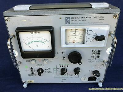 Selective Level Meter WANDEL & GOLTERMANN  SPM-3