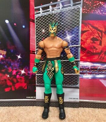 Masked WWE Mattel action figure BASIC Series 68 Party KALISTO toy PLAY Wrestling