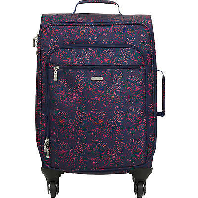 Baggallini Rolling Firework 4 Wheel Travel Carry-On Spinner Wheeled Luggage
