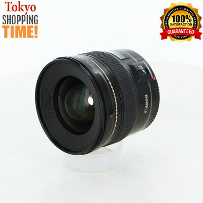 Canon EF 20mm F/2.8 USM Lens from Japan