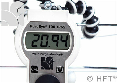 Huntingdon Fusion PurgEye 100 Weld Purge Monitor WELDING accessories