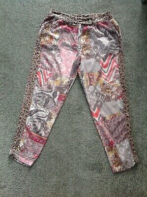 Next Girls Summer Trousers Age 9 Years (height 134cm).