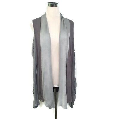 Disney Star Wars The Last Jedi REY Open Cardigan Cold Shoulder Her Universe NWT