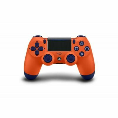 New Sony Dualshock 4 V2 Sunset Orange Controller PS4