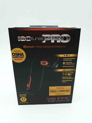 Isotunes Pro Noise-isolating Earbuds