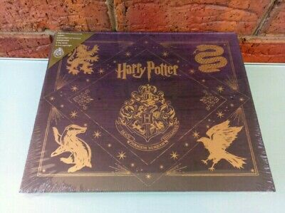 Harry Potter Hogwarts DELUXE STATIONARY SET *NEW* *SEALED* HP WIZARD