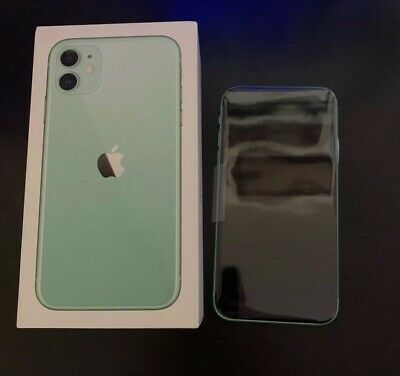 SEALED - Apple iPhone 11 64GB Green A2111 (AT&T, CDMA + GSM) Excellent A+