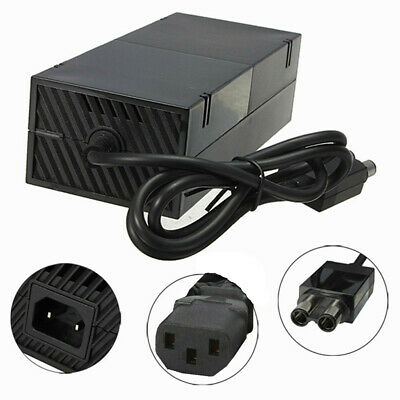 US AC Adapter Charger Power Supply Cable Cord For Microsoft/Xbox One Console USA