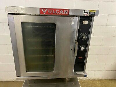 Vulcan Countertop Half size Convection Oven Single Phase 208 Volt