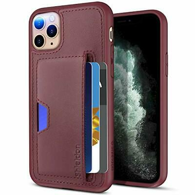 SHIELDON COVER IPHONE 11 Custodia iPhone 11 in Vera Pelle