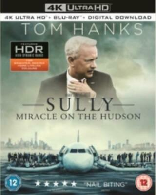 Sully - Miracle On the Hudson :Official UK BluRay - sealed: