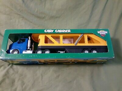 The Chevron Cars Cary Carrier