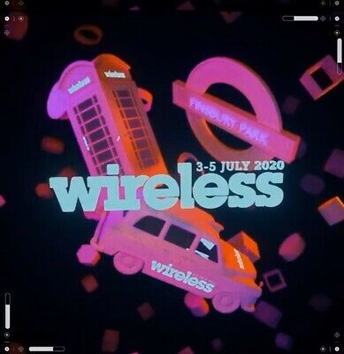 Wireless Festival 2020 Sunday Day Ticket  *SOLD OUT*