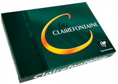 Clarefontane 38748 Watermarked Paper ? A4 100 g/m² Hgh Qualty Ivory Pack of