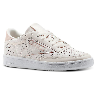 Buy Quality Reebok Classic Leather Shimmer Pale Pink Matte
