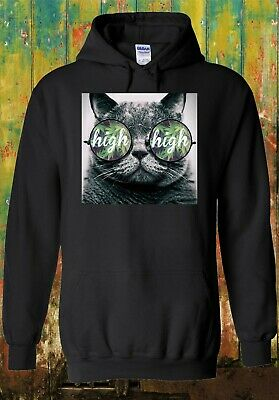 MADMEXT HOODY SWEAT-shirt uomo con cappuccio Pullover Money killer Print mdx-1196