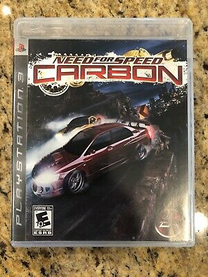 Need For Speed Carbon Own The City Playstation Psp Complete Cib