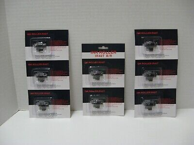 8 IR40-T Ink Rollers Sanyo CX5322DP / 5512/ CY2054P, Sharp 1620S Free Shipping!