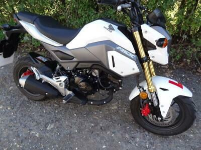 Honda MSX 125 MSX125 Grom 2016 Learner Motorcycle Low Mileage Immaculate