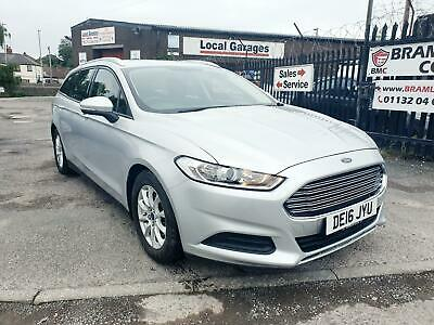 16 2016 Ford Mondeo 1.5TDCi ESTATE 5 DOOR 120ps ECOnetic s/s Style 2015 - 2017