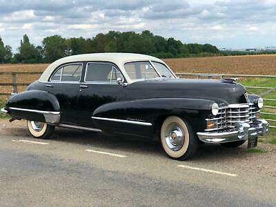 1947 Cadillac series 62,stunning car, very low miles.