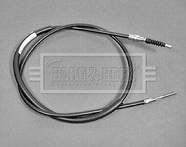 SAAB 9-3 YS3F 1.9D Handbrake Cable Left or Right 04 to 12 Hand Brake Parking B/&B