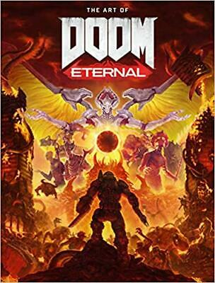 The Art of DOOM: Eternal HARDCOVER – 2020 by Bethesda Softworks, ID SOFTWARE