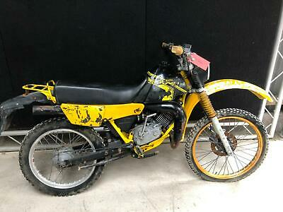 Puch cobra mc50cc off road project.