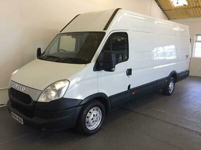2014 Iveco Daily 35S21 LWB Panel Van with Tail Lift Manual Panel Van