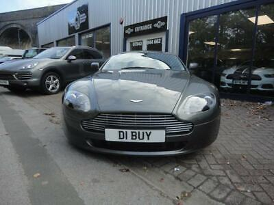 Aston Martin Vantage 4.3 , New Clutch 2006 /55 Low Tax Hpi Checked