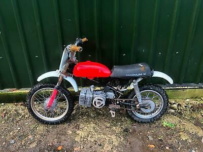 Puch Magnum X 50CC Kids dirt bike