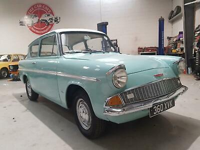 Ford Anglia 105E - RHD Import - Solid Car needs tidied